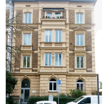 Sanierung eines Bürgerhauses in der Innenstadt - Augsburg